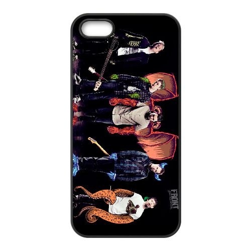 A Day To Remember 009 coque iPhone 5 5S cellulaire cas coque de téléphone cas téléphone cellulaire noir couvercle EOKXLLNCD21266