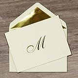 Designer Greetings Monogram Boxed Note