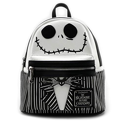 Loungefly Nightmare Before Christmas Jack Mini Backpack -