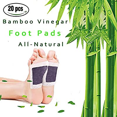 Foot Pads Body Relief Foot Health Package of 20 pcs Foot Care and Pain Relief by JaBoMay …