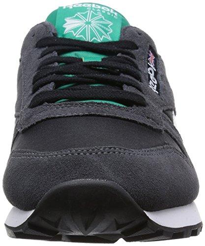 Reebok Classic Sport Herren Sneakers gravel/black/teal/energy
