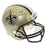 Drew Brees Autographed New Orleans Saints Full Size Replica Helmet - PSA/DNA Certified Authentic