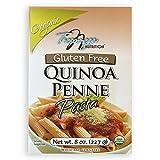 Tresomega Organic Gluten Free Quinoa Penne Pasta, 8 Ounce