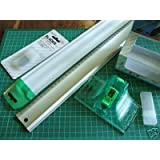 Mount Board Cutter & Spare Blades Large 60cm Ruler & A2 Cutting Combination Pack