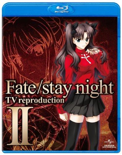 fate stay/night, rin tohsaka, anime, manga, visual novel game, type-moon