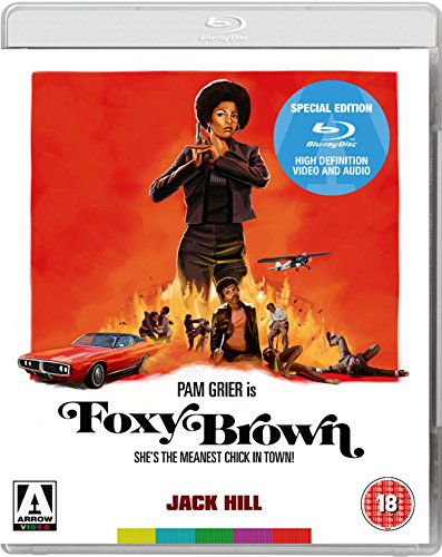 Foxy Brown [Blu-ray]