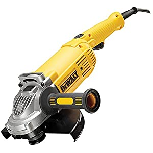 Dewalt DWE490-GB DWE490 230mm Angle Grinder 2000 Watt 240 Volt, Yellow