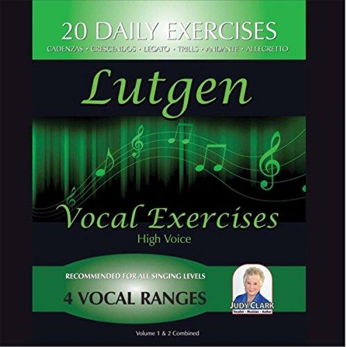 Lutgen High-Coloratura Voice, Vol. 1 & 2 Combined (Judy Clark)