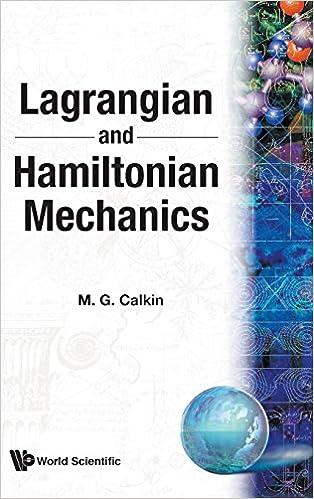 Lagrangian and hamiltonian mechanics m g calkin 9789810226725 lagrangian and hamiltonian mechanics m g calkin 9789810226725 amazon books fandeluxe Images