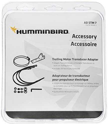 Humminbird Transducer Bracket (Humminbird 7400061 AD STM Trolling Motor Adapter)