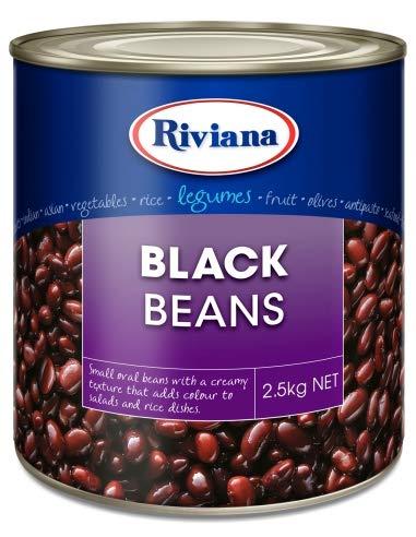 - Riviana Black Beans 2.5kg