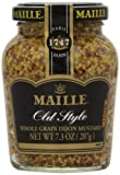 Maille Old Style Whole Grain Dijon Mustard, 7.3 oz