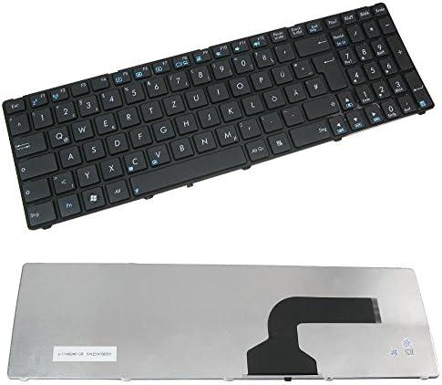 Green Cell/® Notebook Tastatur f/ür Asus X54L DE QWERTZ NEU