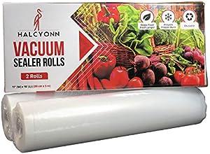 Sweepstakes: Halcyonn Vacuum Sealer Rolls