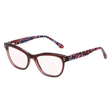 Señorita Gafas de Lectura de Zoom Progresivo, Protección UV ...
