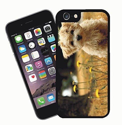 Chien Étui pour téléphone portable, design 3–Housse pour Apple iPhone 6–by Eclipse idées cadeau