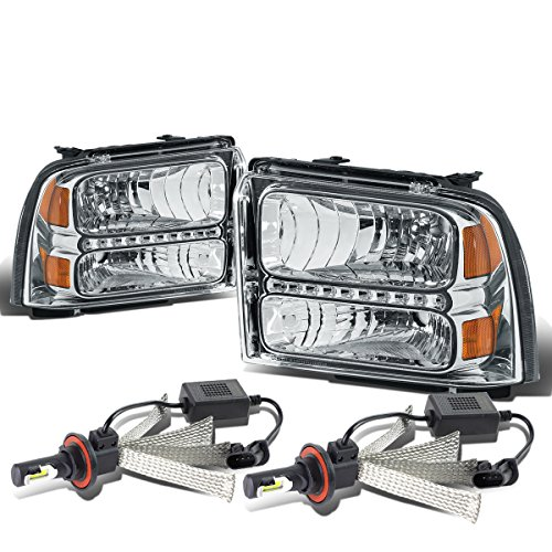 06 f250 led headlights - 5