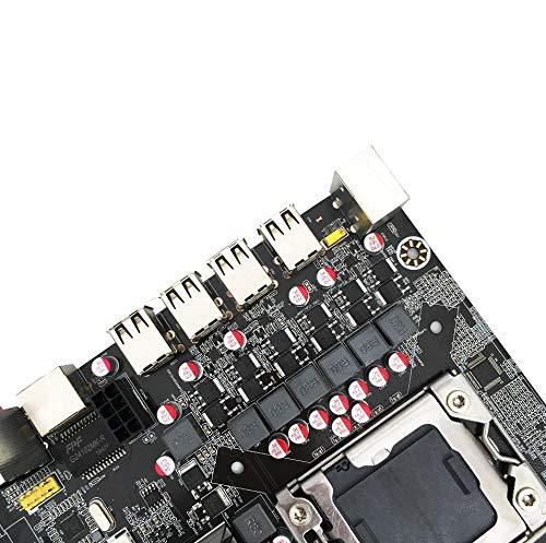 (Meiyiu X58 Desktop Computer RTL8111 LGA1366 Motherboard )