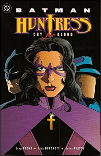 Amazon com: Batman & Huntress: A Cry for Blood