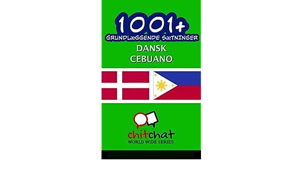 Cebuano dating sætninger