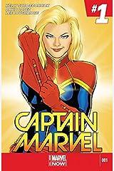 Captain Marvel (2014-2015) #1 Kindle Edition