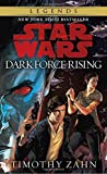 Book cover image for Dark Force Rising (Star Wars: The Thrawn Trilogy, Vol. 2) by Timothy Zahn (1993-02-01)