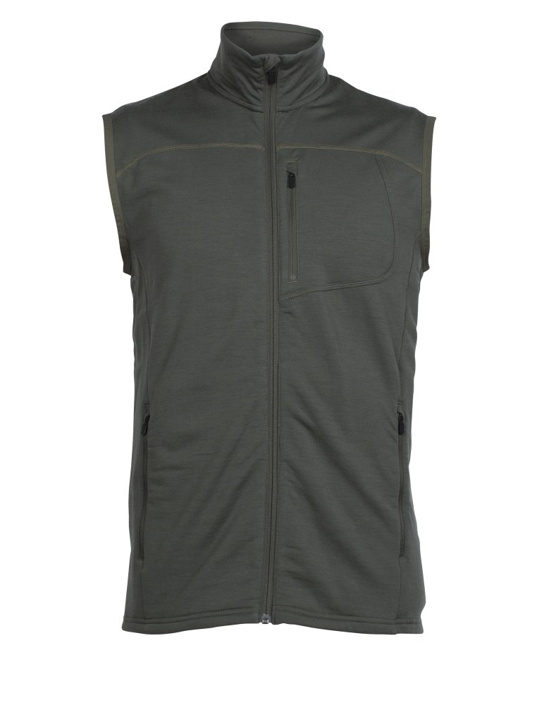 Icebreaker 103454 Men's Mt Elliot Vest