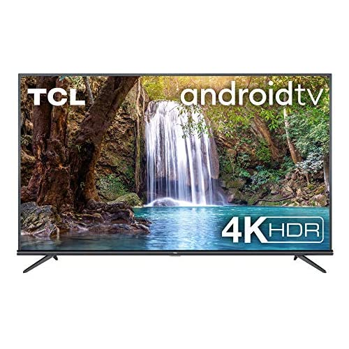 chollos oferta descuentos barato TCL Corporation TV Led 43 TCL 43Ep660 Uhd 4K HDR Pro Android TV Panel 10 bits Dolby Audio