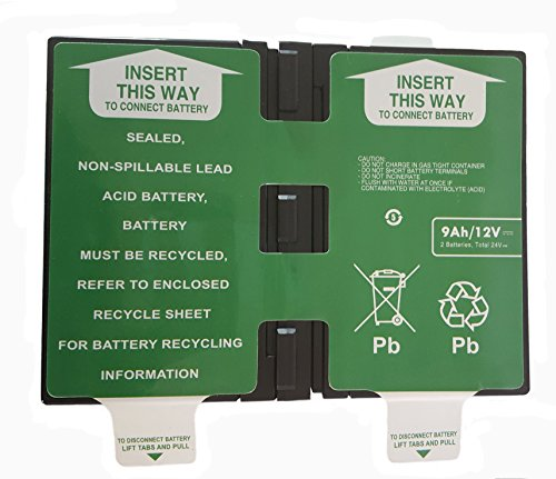 UPCRBC124-UPC UPS Replacement Battery-Pack Replacement Battery Unit