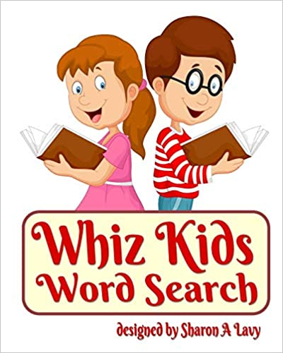 Whiz Kids: Word Search por Sharon A Lavy epub