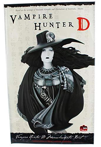 Vampire Hunter D Bust Mono Variant