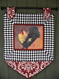 Wallhanging/Tapestry French Country Rooster