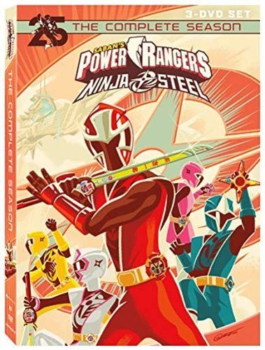 Amazon.com: Pwr Rgrs Ninja Steel: Cmpl Ssn: Artist Not ...