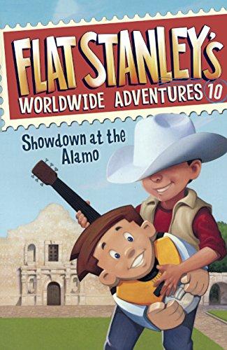 Download Showdown At The Alamo (Turtleback School & Library Binding Edition) (Flat Stanley's Worldwide Adventures) pdf epub