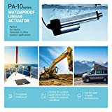 12V Waterproof (450 lbs. / 4 in.) Linear Actuator