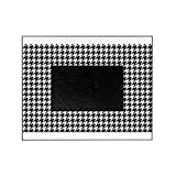 CafePress - Houndstooth - Decorative 8x10 Picture Frame