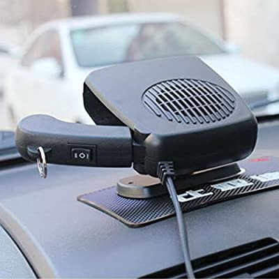 12V Portable Car Vehicle Heating Heater Fan Car Defroster Demister Car Accessory