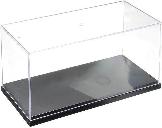 261313 cm transparente acrílico metacrilato expositor caja caso ...