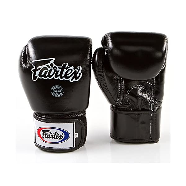 Fairtex Muay Thai Style Training Sparring Gloves 6