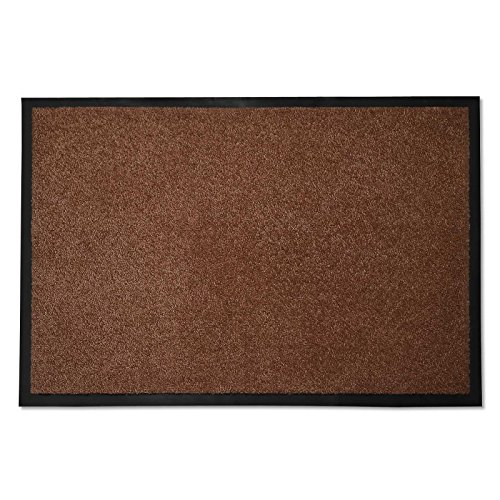 casa pura Entrance Floor Mat, Brown, 48