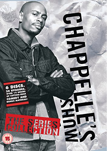 Chappelle's Show: The Series Collection [DVD]