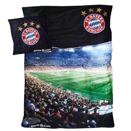 FC Bayern München 13041 - Bettwäsche Allianz Arena