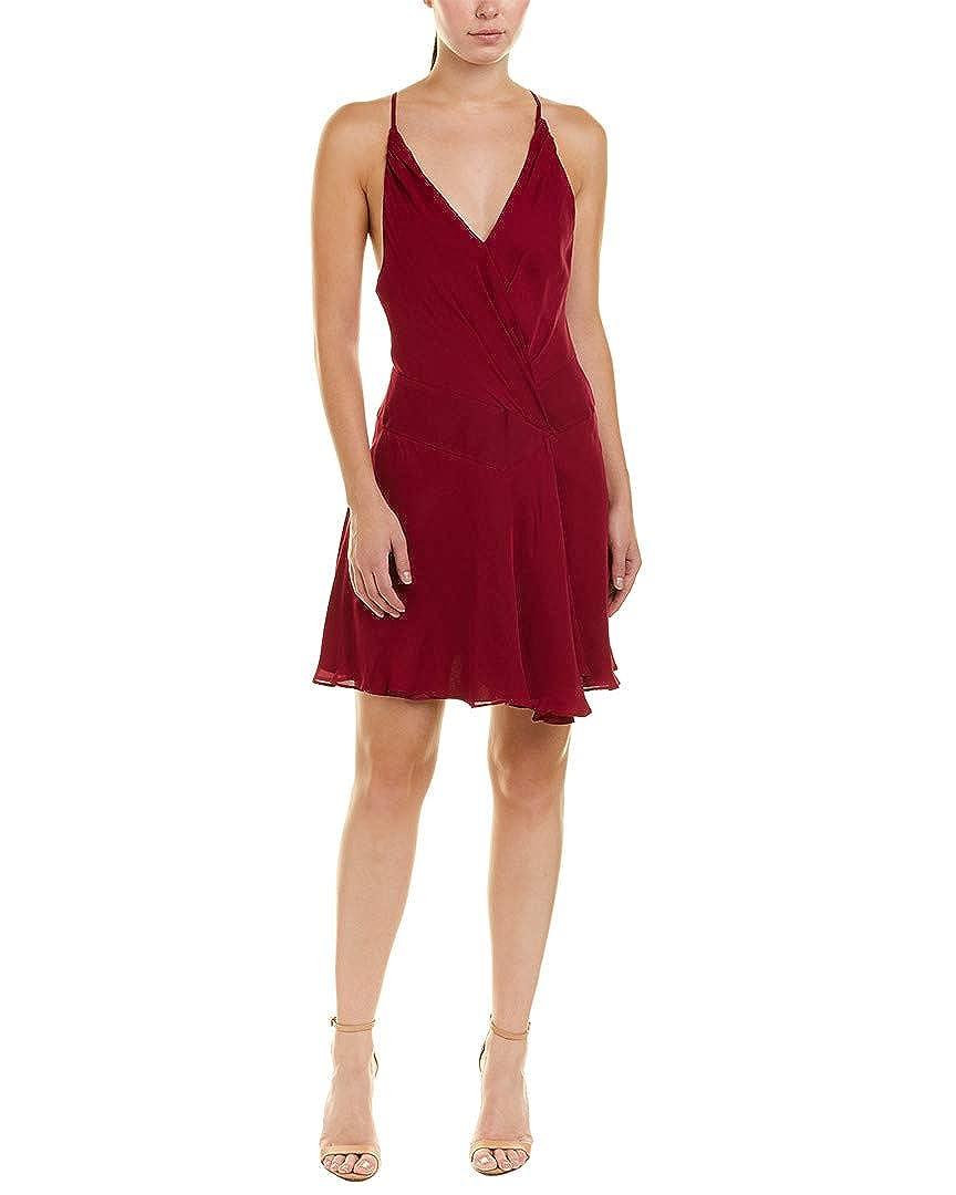 Raspberry Haute Hippie Women's Cassidy Mini Dress