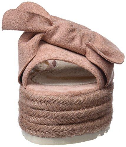47960 Ouvert Rose Xti Femme Bout Sandales Nude qdBx6Fvx