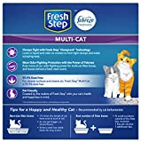 Fresh Step Multi-Cat with Febreze