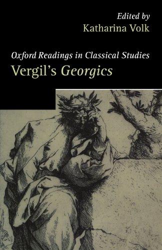 Vergil's Georgics (Oxford Readings in Classical Studies)