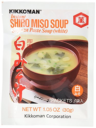Kikkoman Instant Shiro Miso Soup, 1.05 ()