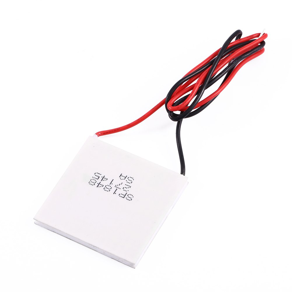 SP1848-27145 Thermoelectric Power Generator Peltier TEG 40x40mm 150℃ 1//3//5//10PCS Thermoelectric Peltier