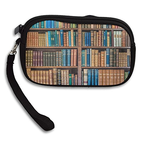 Receiving Library Deluxe Printing Bag Amazing Purse Portable Small Bookshelf Cf1FCqwx0