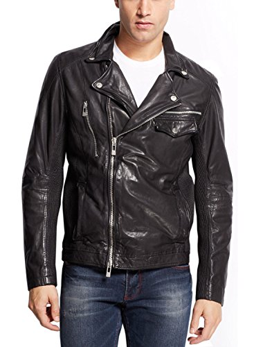 Black Men's ROGUE Men's Men's Jacket ROGUE Leather Leather Jacket Black Men's ROGUE Leather Jacket Leather ROGUE Black 8dTfqwg8